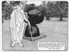 Plato Cartoon