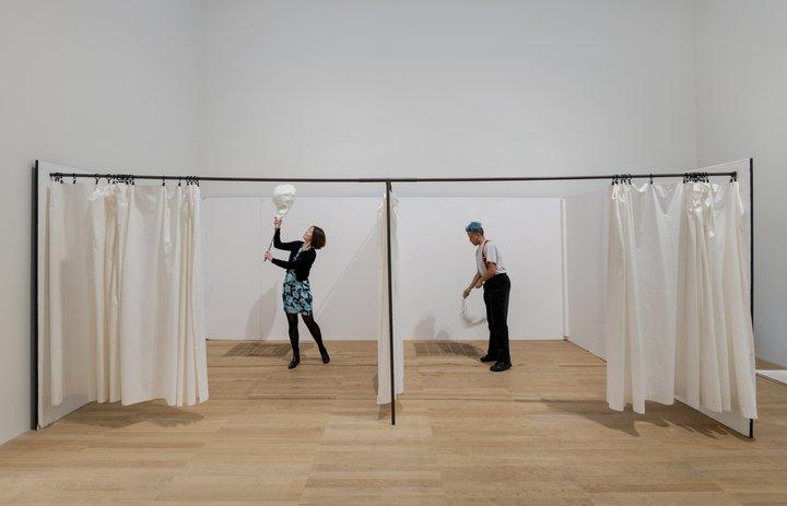 Franz West Installations. Tate Modern.